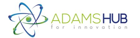 Adams Hub for innovation